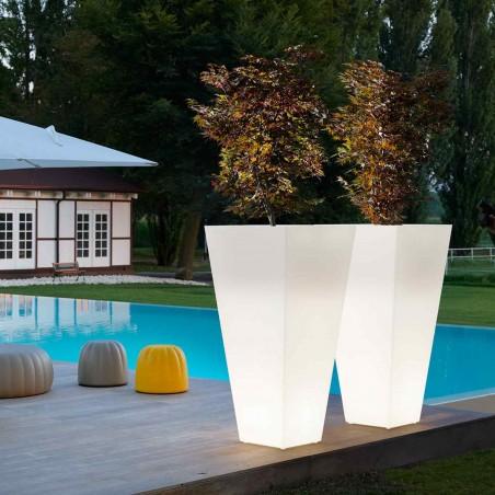 Slide - Vase Y-Pot Light