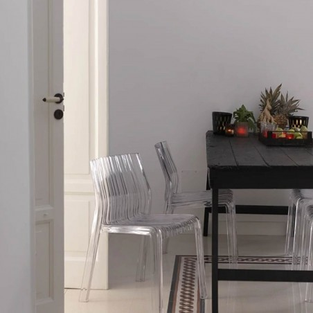 Kartell - Chaise Frilly