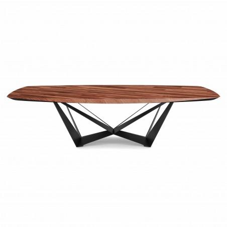 Cattelan Italia - Table Skorpio Wood