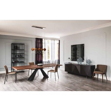Cattelan Italia - Table Eliot Wood