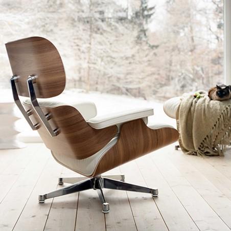 Vitra - Lounge Chair - Palissandro Santos
