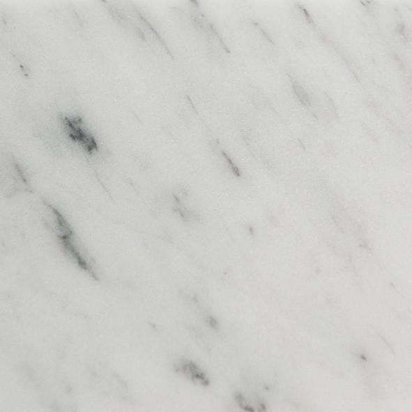 White Carrara Glossy