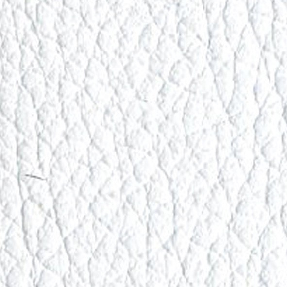 01 White Eco-leather