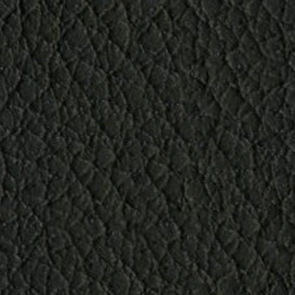 24 Black Eco-leather