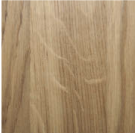 Veneered Wood Natural Oak