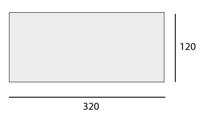 cm 120x300