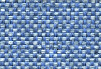 Blue Trevira